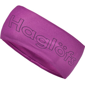 Haglöfs Lite Headband Lilac